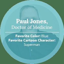 Dr. Jones