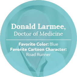 Dr. Larmee